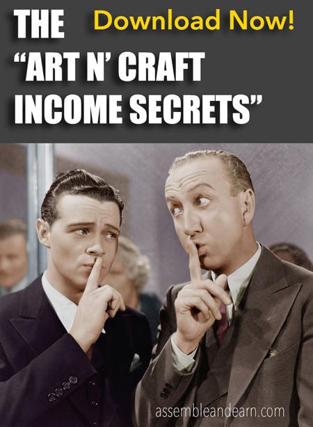 Craft Income Secrets B