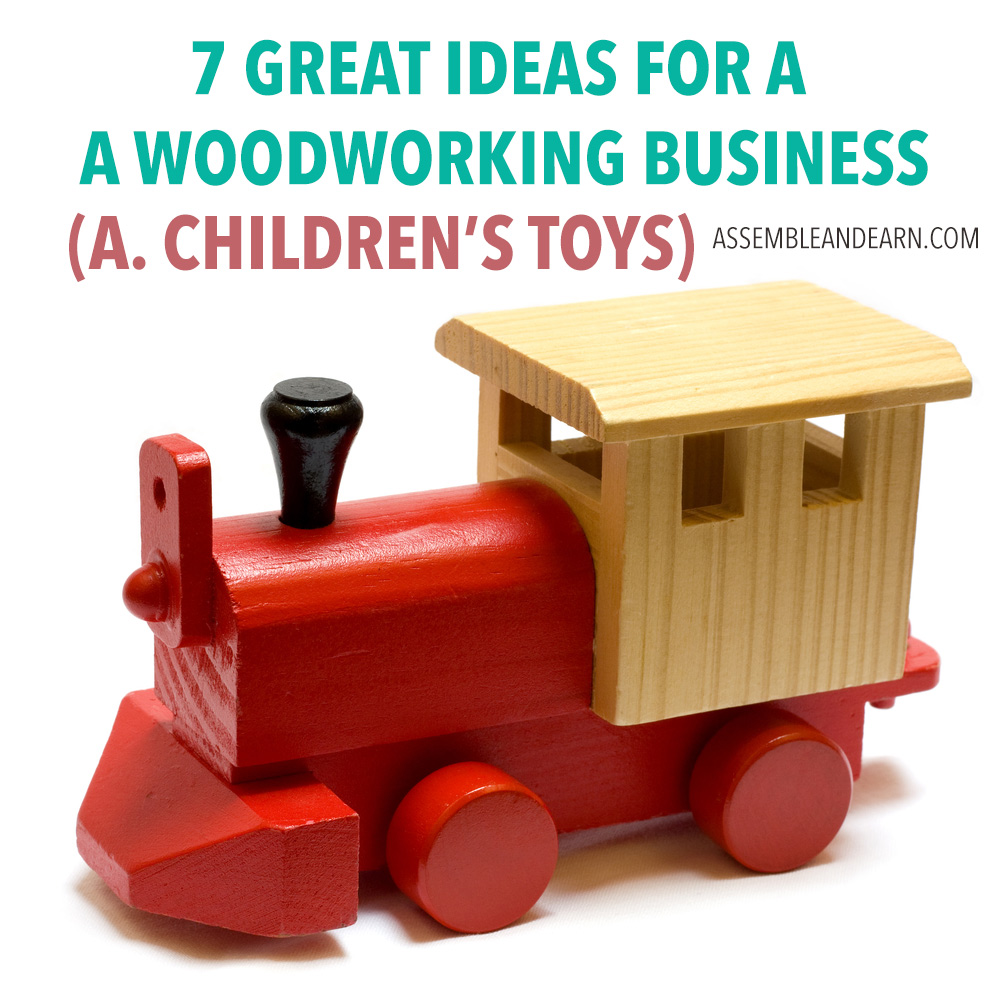 7 great ideas to start a woodworking business